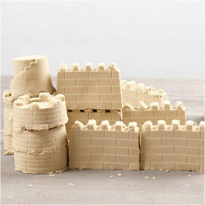 Spielsand, kinetischer Sand