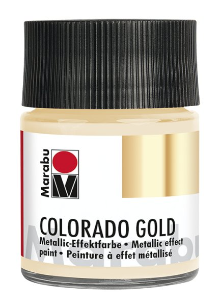 Colorado Gold, Marabu, Weißgold 50ml