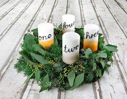 Marabu Candle Liner (Kerzenmalfarbe)