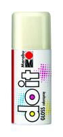 Marabu-Sprühfarbe do it Gloss Glanz-Weiß 150ml