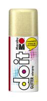 Marabu-Sprühfarbe do it Glitter-Gold 150ml