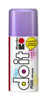 Marabu-Sprühfarbe do it Pearl Perlmutt-Lila 150ml