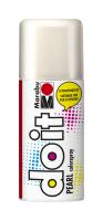 Marabu-Sprühfarbe do it Pearl Perlmutt-Weiß 150ml