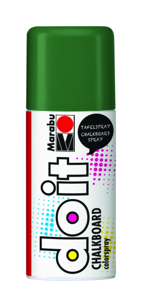 Marabu-Sprühfarbe do it Chalkboard Tafelsprühfarbe-Grün 150ml