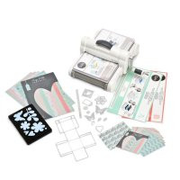 Sizzix Big Shot Plus (DIN A4) Starter Kit Stanz- und...