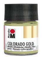 Colorado Gold, Marabu, Metallic Grün-Gold 50ml