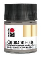 Colorado Gold, Marabu, Metallic Anthrazit 50ml