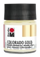 Colorado Gold, Marabu, Metallic Satin 50ml