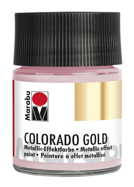 Colorado Gold, Marabu, Rose Gold 50ml