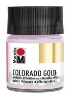 Colorado Gold, Marabu, Flieder-Silber 50ml