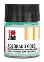 Colorado Gold, Marabu, Grün-Silber 50ml