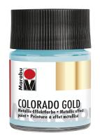 Colorado Gold, Marabu, Blau-Silber 50ml