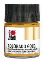 Colorado Gold, Marabu, Metallic Orange 50ml