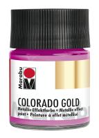 Colorado Gold, Marabu, Metallic Rosa 50ml