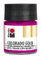 Colorado Gold, Marabu, Metallic Magenta 50ml