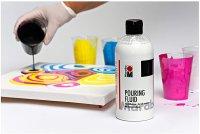 Pouring Fluid OSCrea-Set, 3 Liter