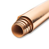 "Sizzix • Texture roll 12x48"" rose gold"