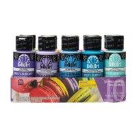 FolkArt ® Multi-Surface Satin Acrylfarbe 10 Farbset -...