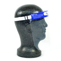 Face Shield - Gesichtsvisier - 33x22cm, OSCrea