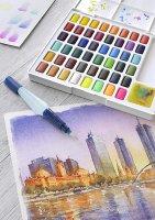 Faber Castell Aquarellfarben Creative Studio, sortiert, 36er Etui