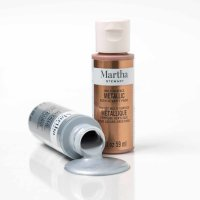 Martha Stewart • Multi-Surface Metallic Acrylic Craft Paint 8pcs