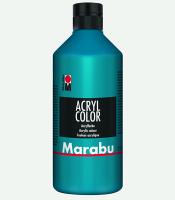 Marabu Acryl Color Cyan 056, 500 ml