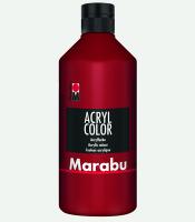 Marabu Acryl Color Rubinrot 038, 500 ml