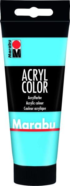Marabu Acryl Color, Hellblau 090, 100 ml