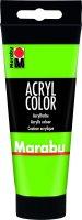 Marabu Acryl Color, Blattgrün 282, 100 ml