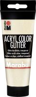 Marabu Acryl Color, Glitter-Gold 584, 100 ml