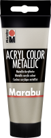 Marabu Acryl Color, Metallic-Taupe 748, 100 ml