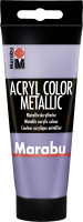 Marabu Acryl Color, Metallic-Violett 750, 100 ml