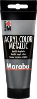 Marabu Acryl Color, Metallic-Anthrazit 772, 100 ml