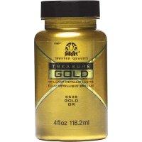 FolkArt • Treasure gold 118ml Gold