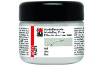 Marabu Modellierpaste, Weiß 070, 225 ml