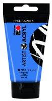 Marabu Artist Acryl, Königsblau 957, 75 ml