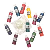 American Crafts • Tie DIY Brights kit 12 colors