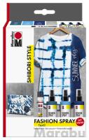 "Marabu Fashion Spray Trend-Set ""Shibori Style"",..."