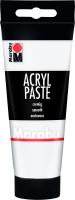 Marabu Acryl Paste, Weiß 070, 100 ml