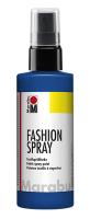 Marabu Fashion-Spray, Marineblau 258, 100 ml