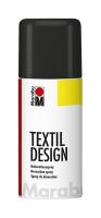 Marabu Textil Design, Schwarz 073, 150 ml