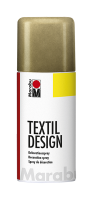 Marabu Textil Design, Metallic-Gold 784, 150 ml