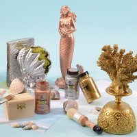 FolkArt • Treasure gold 118ml Aquamarine