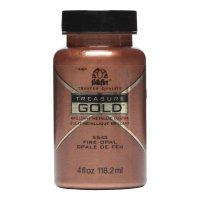FolkArt • Treasure gold 118ml Fire opal