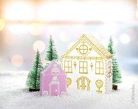 Marabu Metallic- & Glitter-Liner Set Christmas Gifts